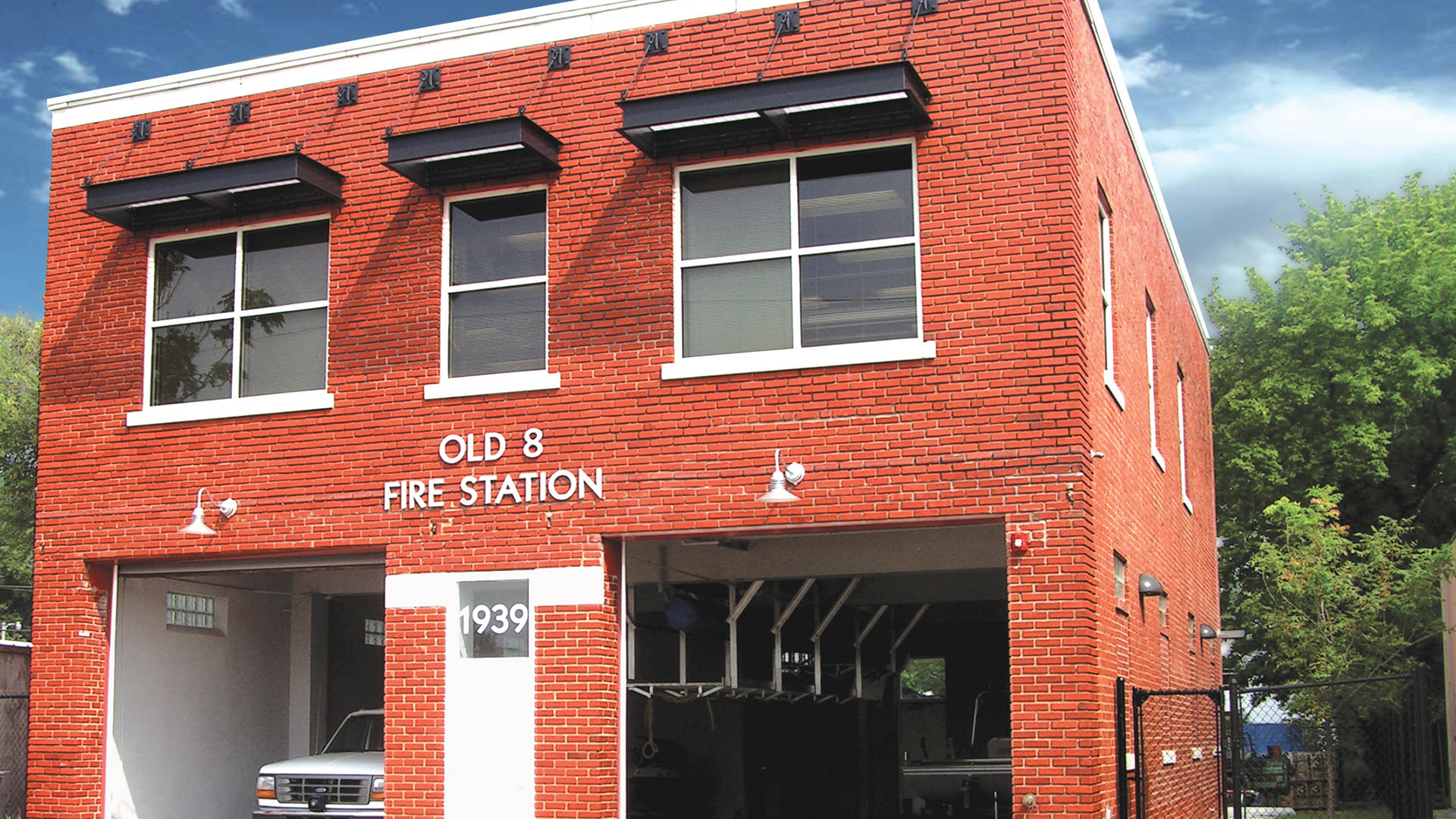 Old Fire Station No 8 Hsearchitects